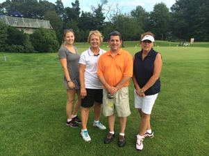 John DiGregorio and his Jokers at the Elliot Whittier Insurance Agency of Danvers & Winthrop MA Annual summer outing