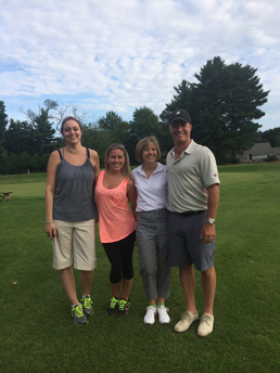 Steve Roy and his Swingers at Middleton Golf Course in Middleton MA for the Annual Elliot Whittier Insurance Golf Outing