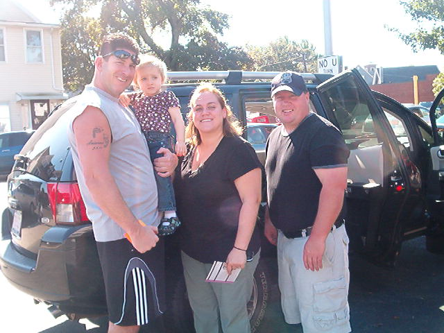 Local Families Get Car Seats Checked