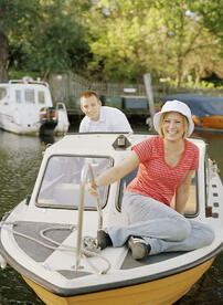 Does this couple need boat insurance?