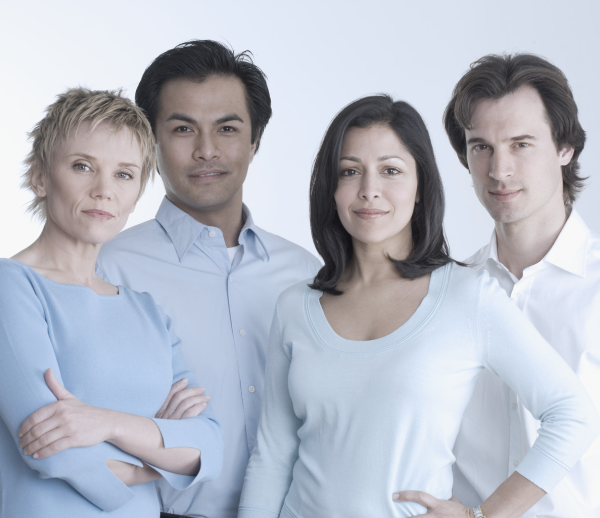 Group of employees.  How can you slash workers comp losses