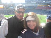 Paul O'Keefe and Chris Millerick at the New England Patriots Send Off 002