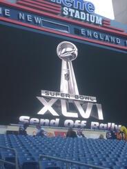 New England Patriots Send Off 002
