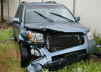 Been in a car accident?   Can you rent a car while yours is in the body shop