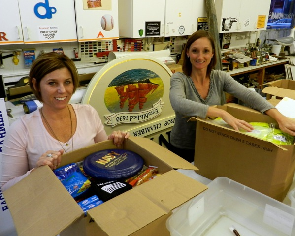 Amy & Suzanne Packaging Boxes