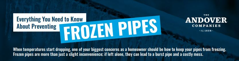 Andover Frozen Pipes