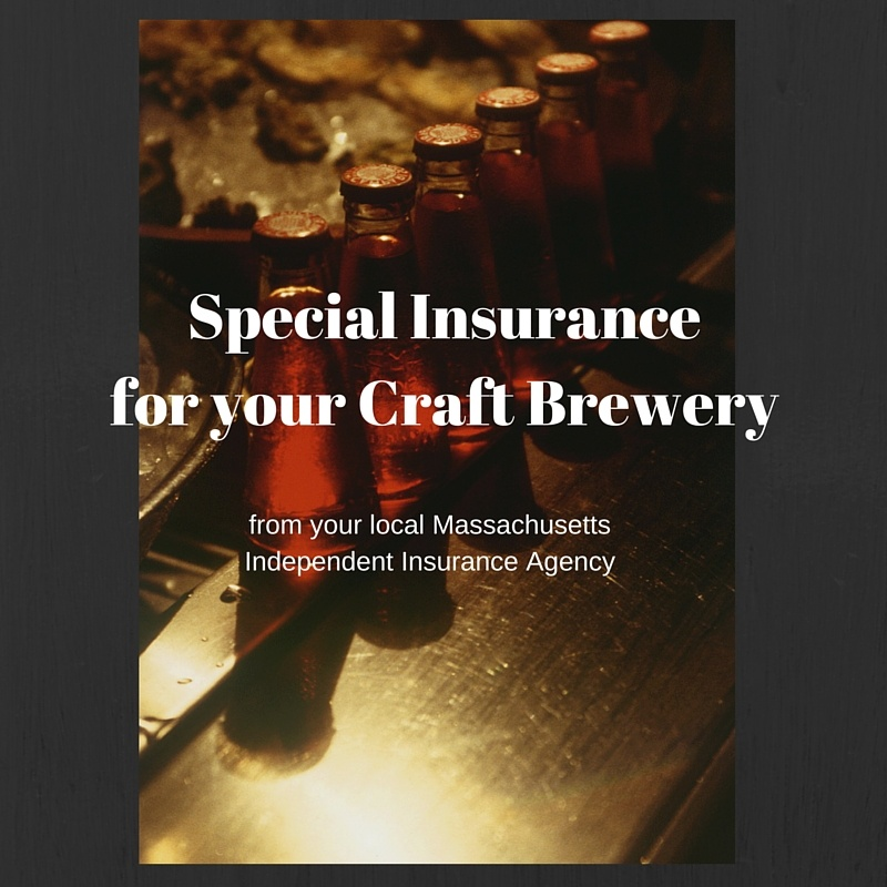 Brewery Insurance for Craft Brewers and Micro-breweries in MA