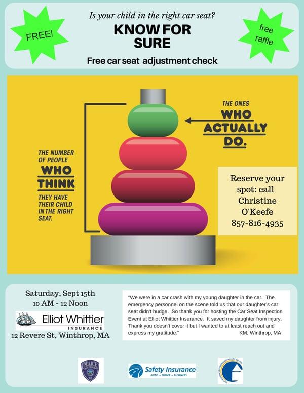 Car Seat Check 2018