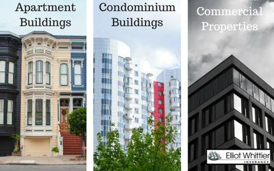 Massachusetts commercial property insurance includes insurance for apartments insurance for condominiums and insurance for commercial buildings