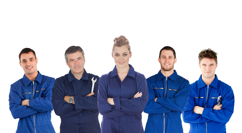Get you and your HVAC mechanics the proper coverage.