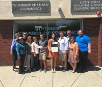 Winthrop Chamber of Commerce Scholarship 2018