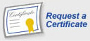 Request a Certificate