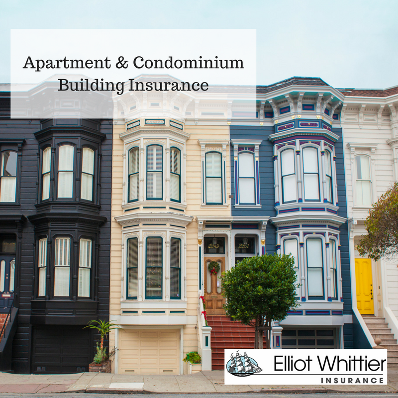Apartment & Condominium Building Insurance in Massachusetts