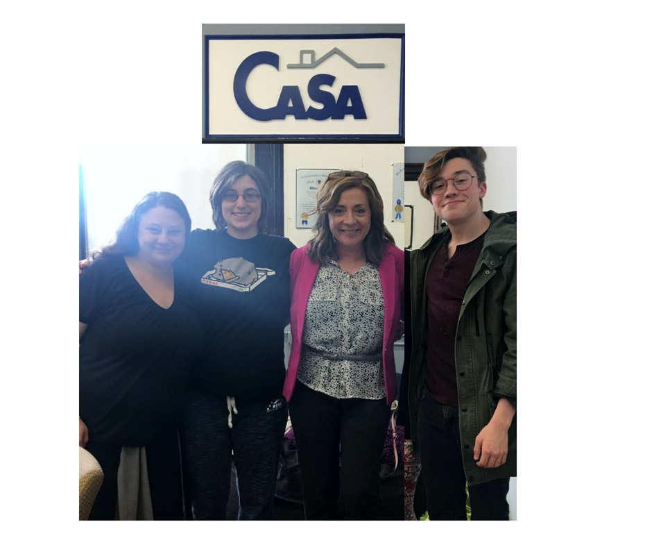 Elliot Whittier Insurance Pleased to Support CASA