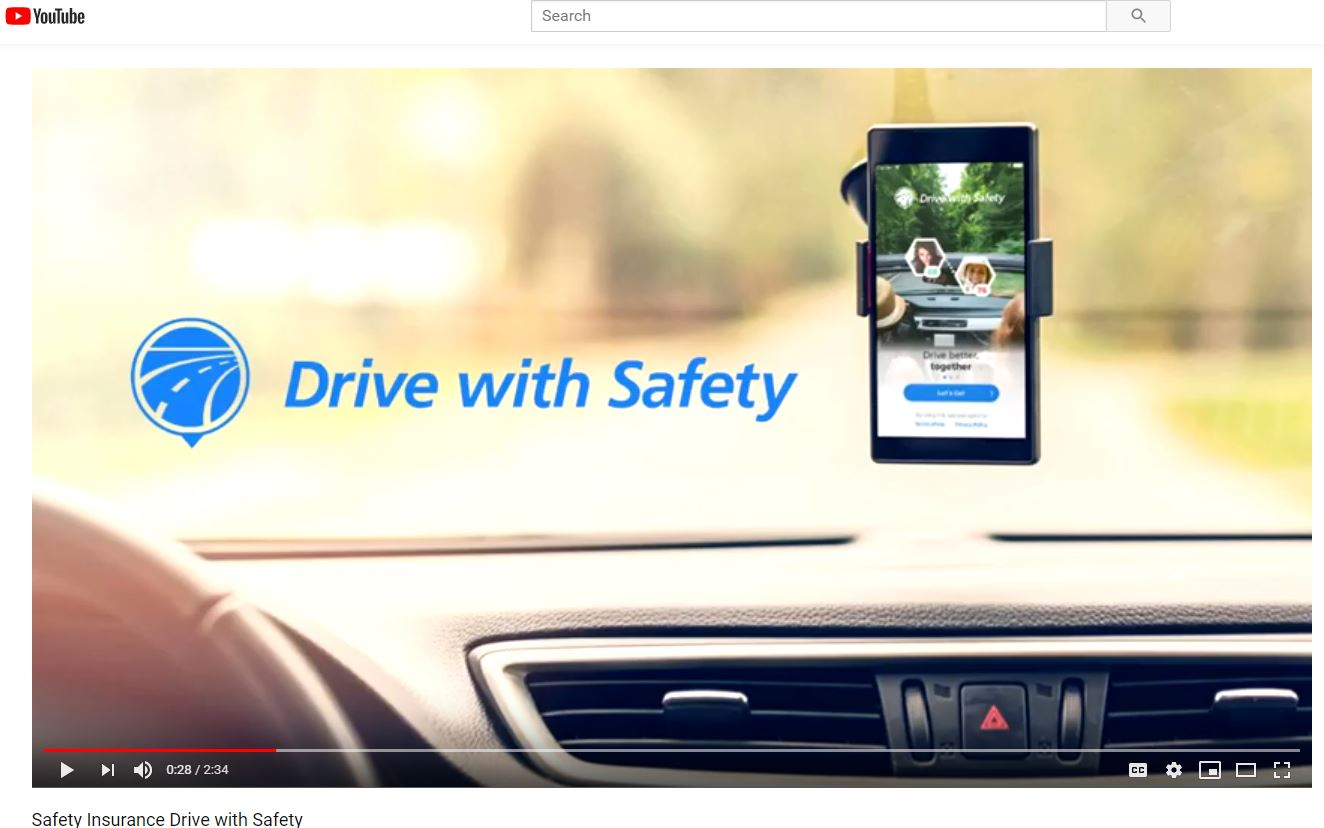How to track your teens driving behaviors is now made easy with Safety Insurance Drive with Safety App