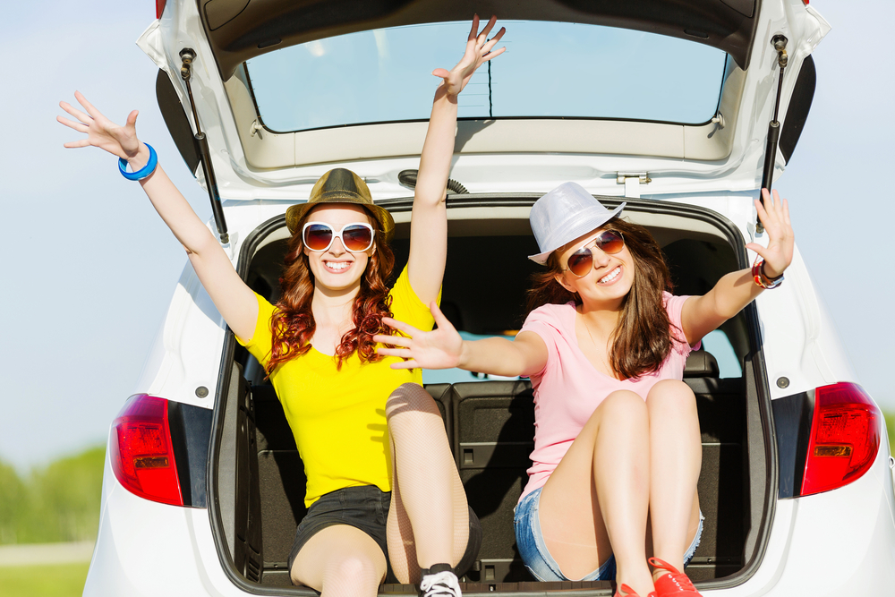 Renting a car while on vacation?  Make sure you have the right amount of insurance so you can have peace of mind.