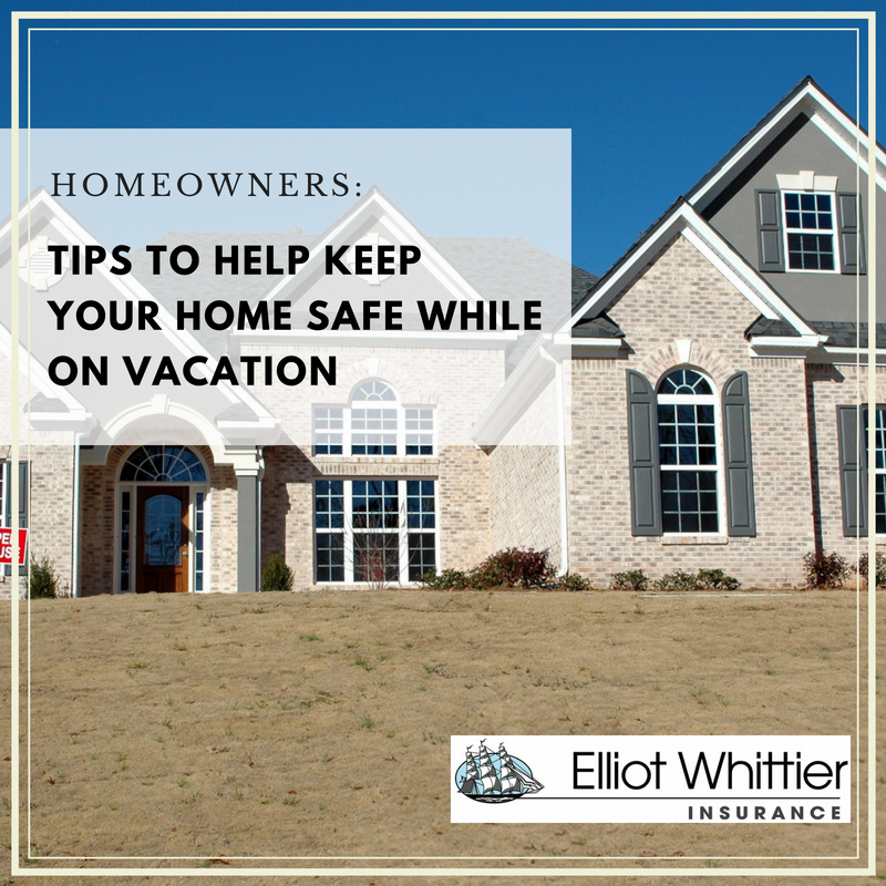 Tips for Homeowners - How to Keep your Home Safe When Away on Vacation