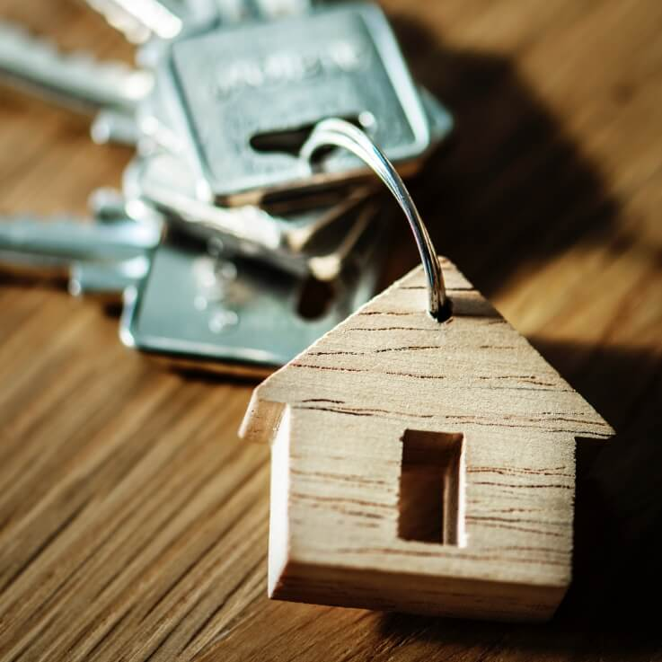 This is a button depicting keys to a home.  If you are looking for home insurance in Massachusetts click here